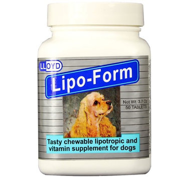 Vet-a-mix Lipo-Form (50 Tablets)