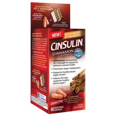 CinSulin Water Extract of Cinnamon