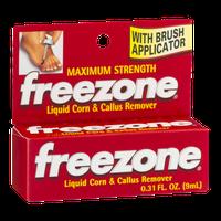 Freezone Liquid Corn & Callus Remover