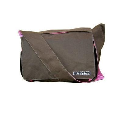 Ju Ju Be Ju-Ju-Be Be All Diaper Bag, Brown/Pink