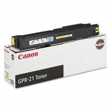 Canon 0259b001aa Gpr21 Yellow Toner For C4580/4080 (gpr21y)