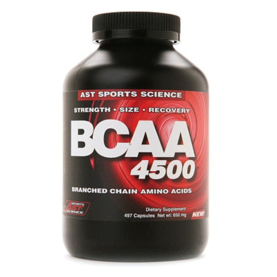 AST Sports Science BCAA 4500 Branched Chain Amino Acids
