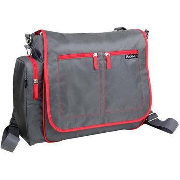 iPack Convertible Messenger/Backpack Diaper Bag