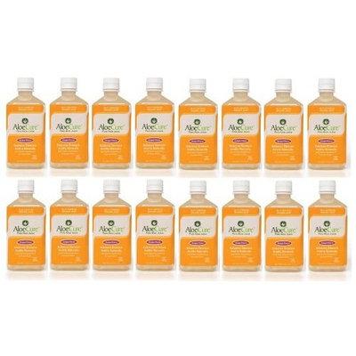 AloeCure® AloeCure Pure Aloe Vera Juice Acid Reflux Treatment, Grape Flavor, 18 bottle