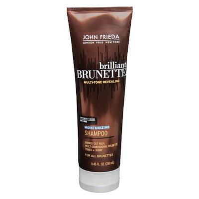 John Frieda Brilliant Brunette Shine Release Moisturizing Shampoo for All Shades