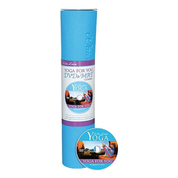 Wai Lana Yoga for You DVD & Mat Combo