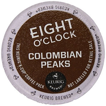 Eight O'Clock Colombian Coffee K-Cups(R), 3 Oz, Box Of 24