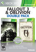 Bethesda Softworks Fallout 3 Oblivion Double Pack