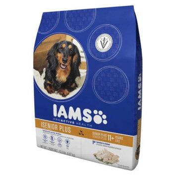 Procter & Gamble Iams ProActive Health Senior Plus Dry Dog Food 12.5 lbs