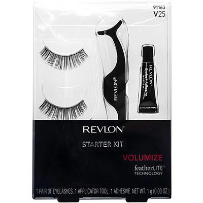 Revlon Volumize Eyelashes Starter Kit, 91163/V25