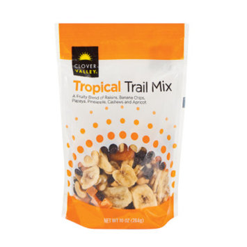 Clover Valley Tropical Trail Mix - 10 oz