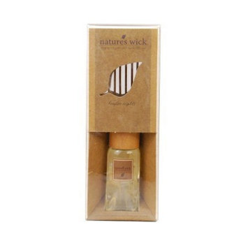 Smith Mountain Industries Nature's Wick Bonfire Nights 2-oz. Mini Reed Diffuser