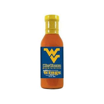 West Virginia Mountaineers Wing Sauce Hot Sauce Harry's