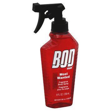 Bod Man BOD Man Most Wanted Body Spray, 8 fl oz