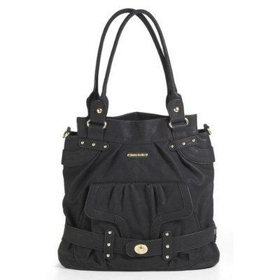 Timi And Leslie timi & leslie Louise Diaper Bag, Velvet Black (Discontinued by Manufacturer)