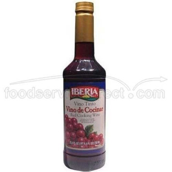 Iberia Red Cooking Wine 25.4 OZ