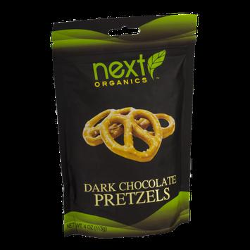 Next Organics Pretzels Dark Chocolate