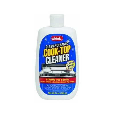 Whink Prod. 33081 Glass Cookware And Cook-Top Cleaner 15 oz