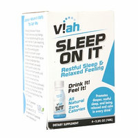 V!ah Sleep On It Restful Sleep & Relaxed