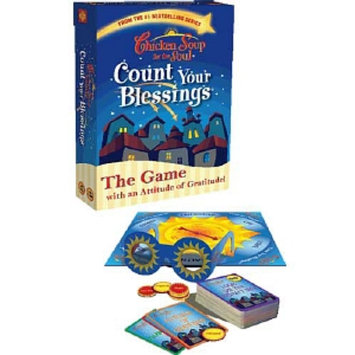 Family Games America Chicken Soup for the Soul: Count Your Blessings Game Ages 11 and up, 1 ea