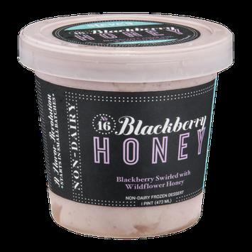 Steve's Non-Dairy Ice Cream Blackberry Honey