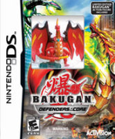 Activision Bakugan: Defenders of the Core Collector's Edition