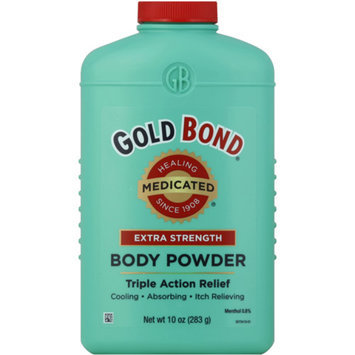 Gold Bond Extra Strength Triple Action Medicated Body Powder