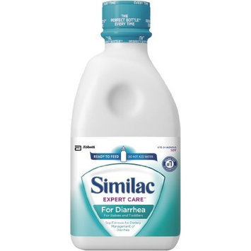 Isomil Similac Expert Care For Diarrhea, For Babies and Toddlers (Pack of 6)