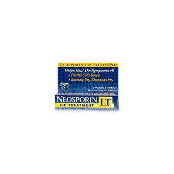 Neosporin Lip Treatment - 0.25 Oz (3 pack)