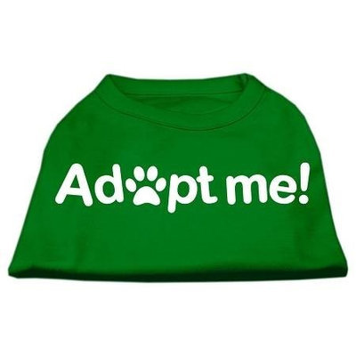 Ahi Adopt Me Screen Print Shirt Green XS (8)