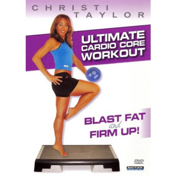 Bayview Entertainment Bayview BAY727 Christi Taylor Ultimate Cario Core Workout