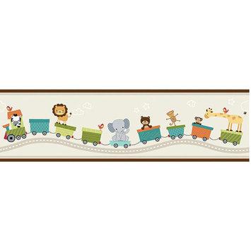 Bedtime Originals Choo Choo Wallpaper Border