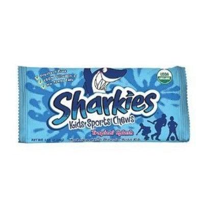 Sharkies Organic Tropical Splash Sport Chew 1.58 oz. (Pack of 12)