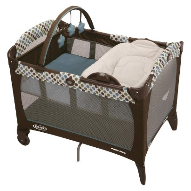 Graco Pack 'n Play Playard with Reversible Napper and Changer - Dakota