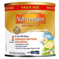 Enfamil Nutramigen Lipil for Colic Hypo-Allergenic Powder with Iron