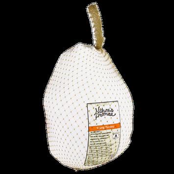 Nature's Promise Naturals Antibiotic Free Frozen Turkey 10-14 lbs