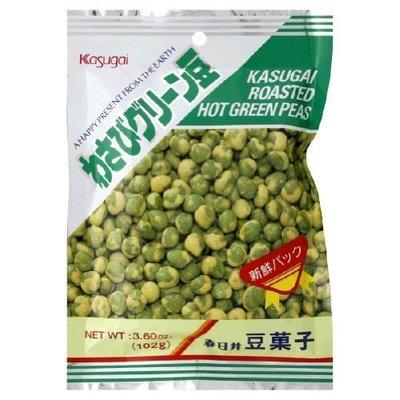 Kasugai Wasabi Roasted Hot Green Peas