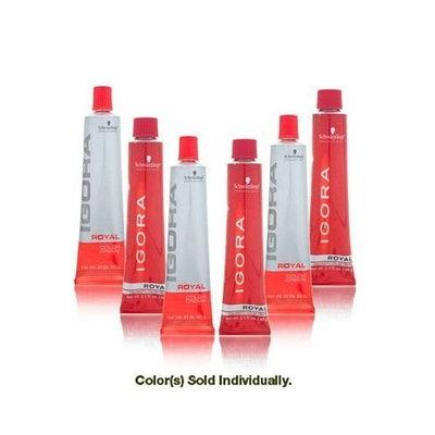 Schwarzkopf Igora Royal Colorist's Color Creme Tube 7-00 Medium Blonde Forte