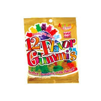 Albanese Confectionery Albanese 12 Flavor Assorted Gummi Bears