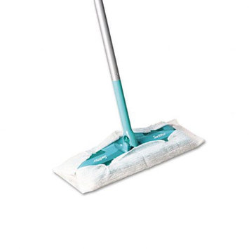 Procter & Gamble Swiffer Sweeper 10 Wide Mop, Green, 3/carton