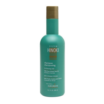 System Hinoki Shampoo for Thinning Hair, 10.1 fl oz