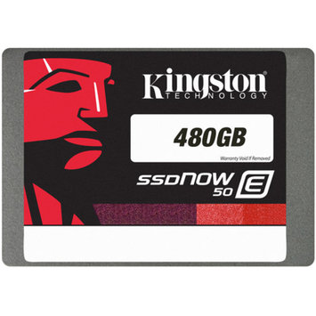 Kingston 480GB SSDNow E50 SSD, SATA 3, 2.5