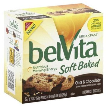 BelVita belVita Soft Baked Oats and Chocolate 8.8 oz