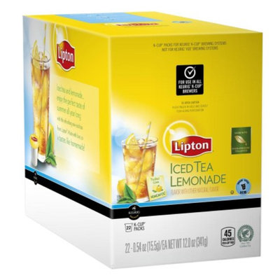 Lipton® K-Cups Iced Tea Lemonade