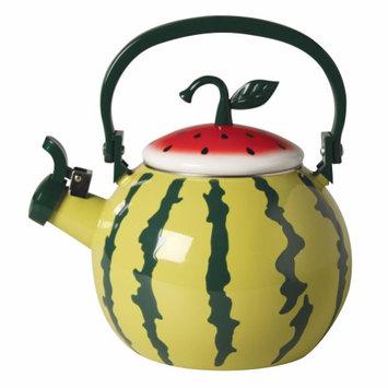 Supreme Housewares 71518 Watermelon Whistling Tea Kettle - Pack of 6