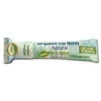 Organic Essence Natural Glace .21 Oz Bio-D Organic Lip Balm
