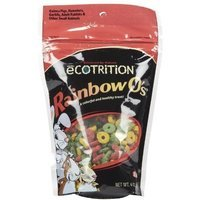 United Pet Group Ecotrition Small Animal Rainbow O's, 4 ounces (P-84121)