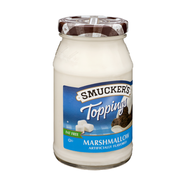 Smucker's Fat Free Marshmallow Toppings