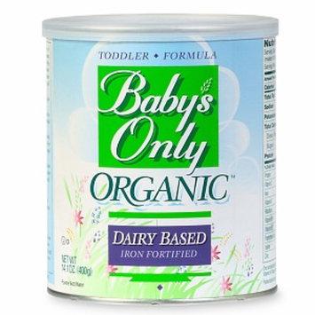 Baby's Only Organic Toddler Formula Powder