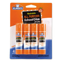 Elmer's Washable All Purpose School Glue Sticks
